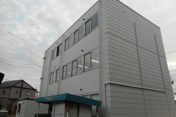 新潟市西区 外壁塗装工事