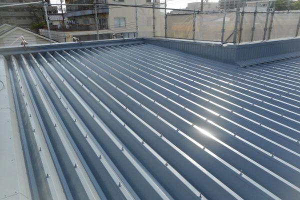 新潟市西区 屋根塗装工事