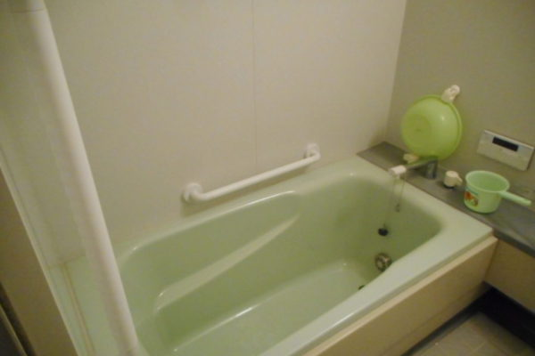 新潟市中央区 浴室改修工事