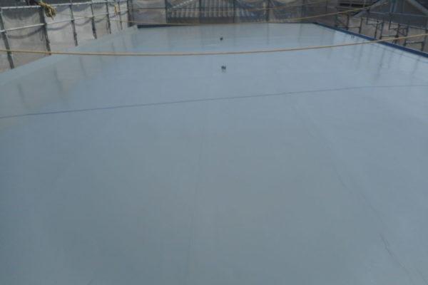 新潟市中央区 屋上防水工事