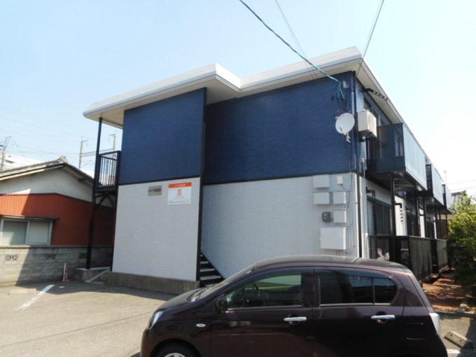 新潟市中央区 外壁塗装工事