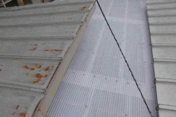 新潟市西区 屋根張り替え工事