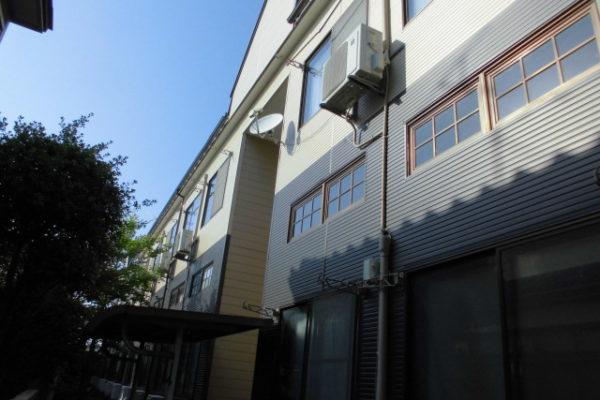 新潟市西区 外壁改修工事