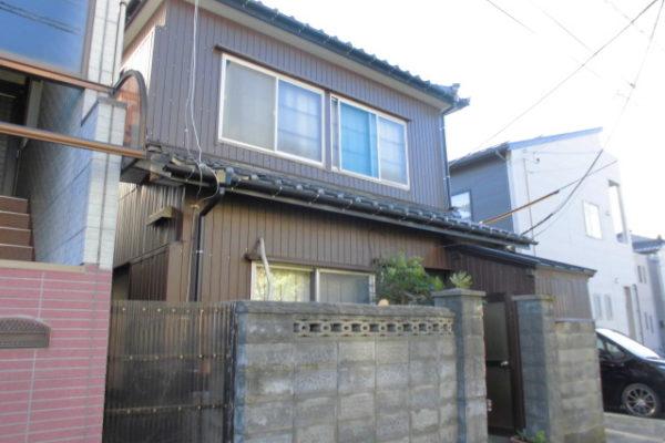 新潟市中央区 外壁カバー工事