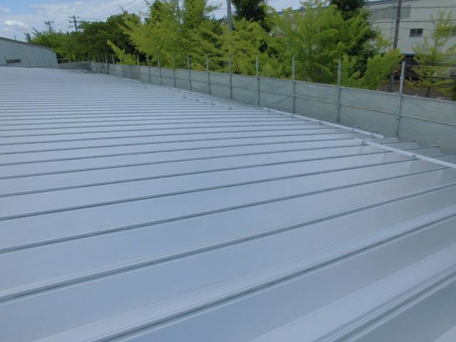 新潟市江南区 屋根塗装工事