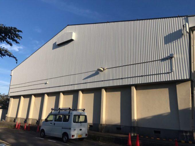 新潟市東区 外壁漏水補修工事