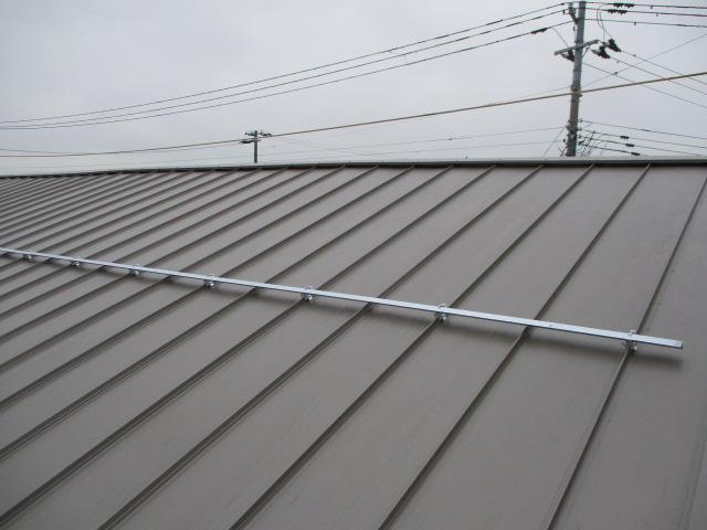 新潟市西区 屋根改修工事